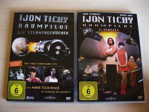 Ijon Tichy Raumpilot DVDs