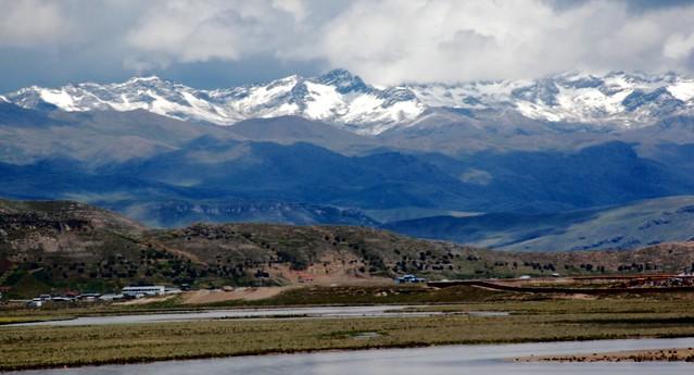 Entre Puno e Cusco