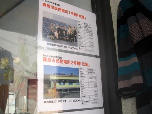 発電所@元気力発電所(練馬)