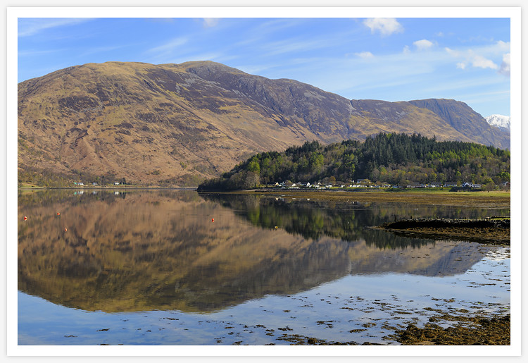 Glencoe Loch Leven