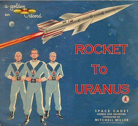 Rocket to Uranus