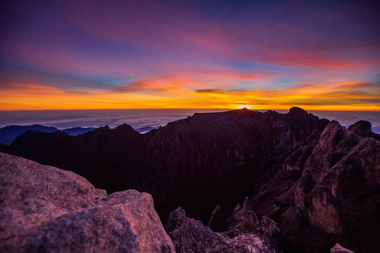 Our Experience on Climbing Mount Kinabalu