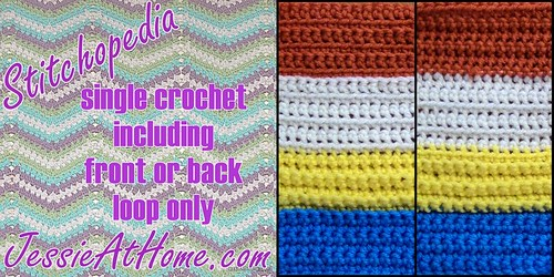 Stitchopedia-Single-Crochet
