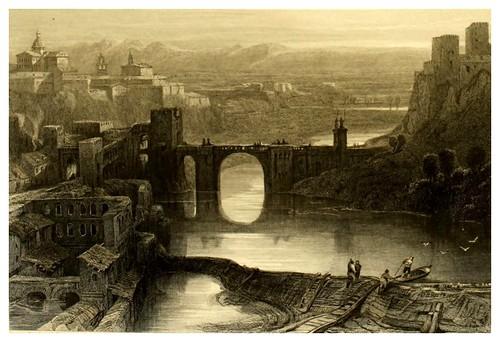 007-Toledo-Picturesque views in Spain and Morocco…Tomo II-1838-David Roberts