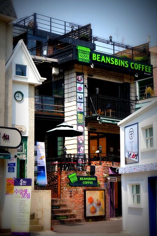 samcheongdong - Seoul Korea - rebecca saw blog