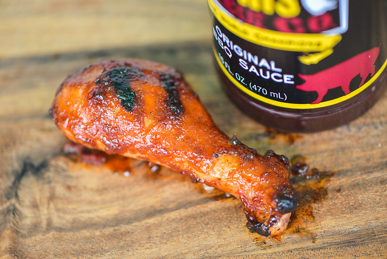 Memphis Barbecue Co. Original BBQ Sauce