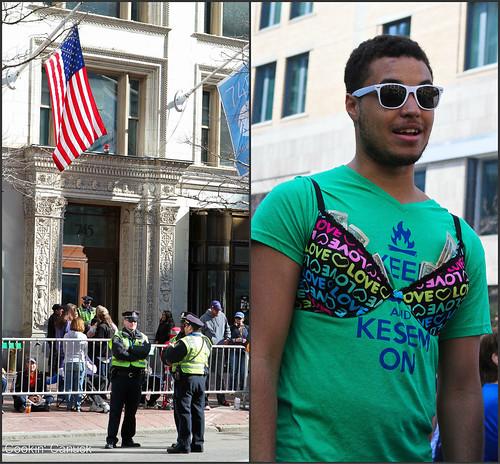 The Boston Marathon 2014: Redemption   cookincanuck.com #running #bostonmarathon