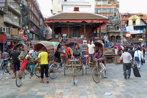 Nepal - Kathmandu - Streetlife - 105