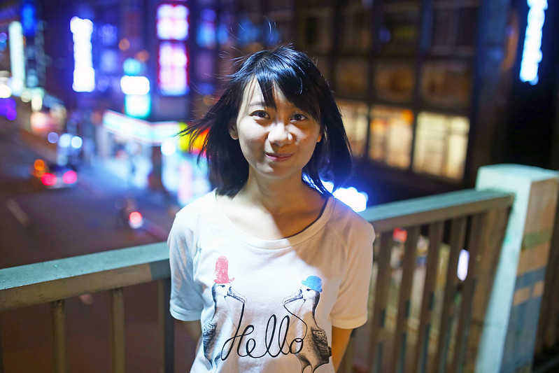 台北車站 天橋 Taipei, Taiwan / Sigma 35mm F1.4 / Canon 6D