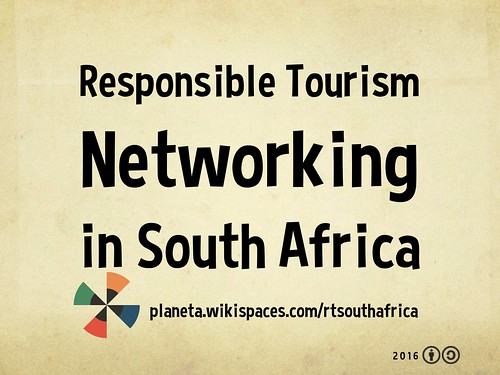 Responsible Tourism Networking in South Africa