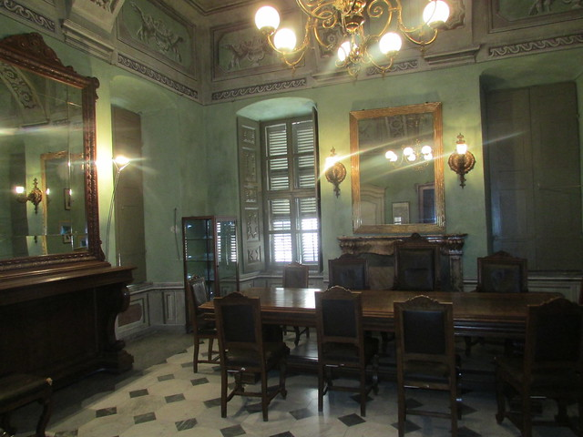 Municipal Representative Halls