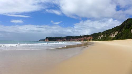 Praia dos golfinhos