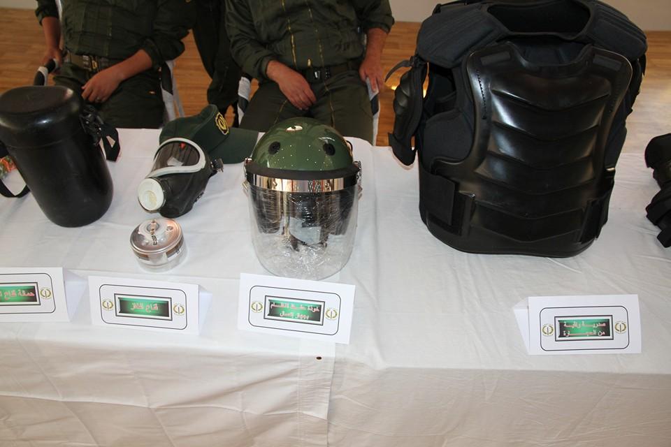 البذلات الجيش الوطني الشعبي الجزائري [ ANP / GN / DGSN / Douanes ]  - صفحة 4 27823366782_27abbbb3a0_o