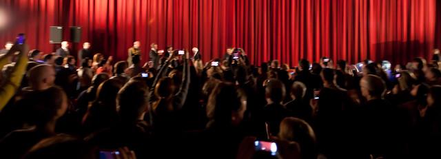 Cameras for Al Pacino