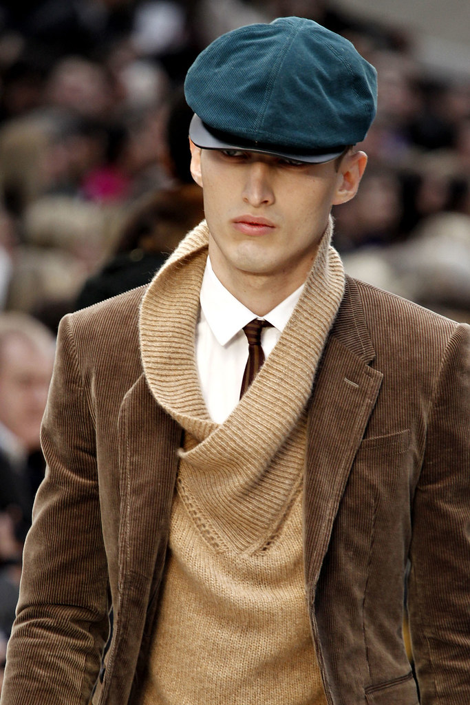 FW12 London Burberry Prorsum053_Charlie Frnace(VOGUE)
