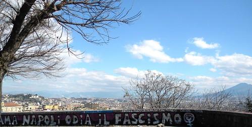 Buon giorno Napoli… senza donne non c'è rivoluzione!