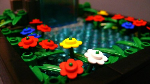 LEGO Waterfall  (9)