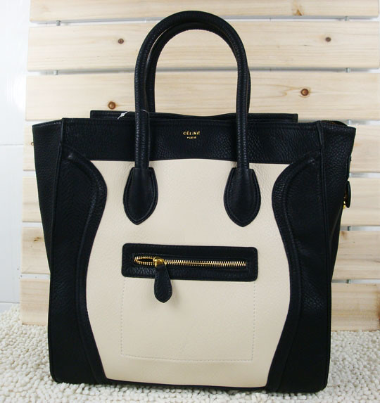 celine-boston-tote-bag-blackwhite