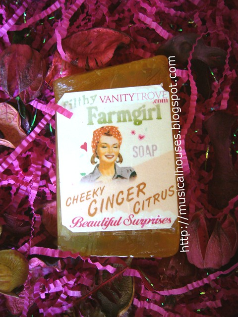 vanity trove feb filthy farmgirl soap