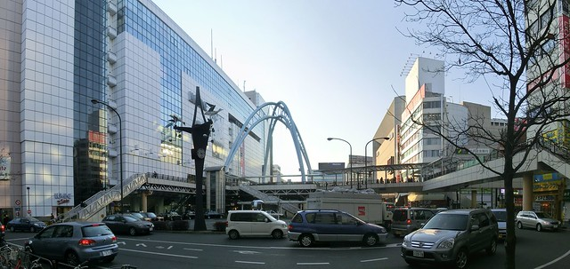 JR立川駅北口