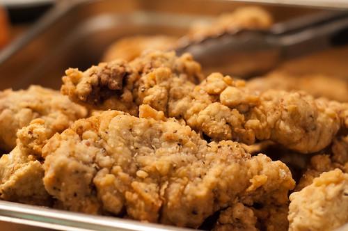 chicken fried steak fingers