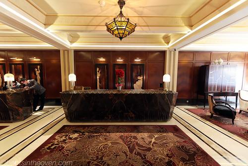 Lobby, The Peace Hotel