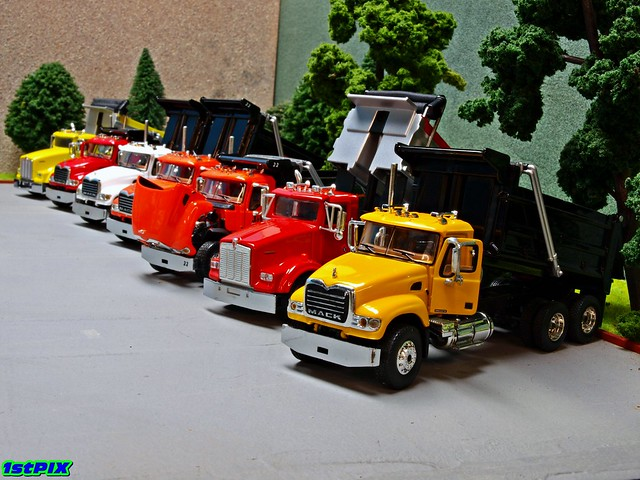 dump truck row pro truck dealership flickr photo sharing. Black Bedroom Furniture Sets. Home Design Ideas