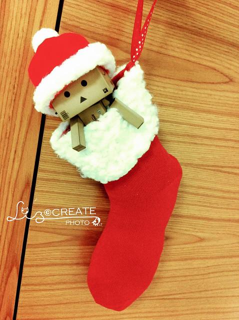 阿楞 & 聖誕襪