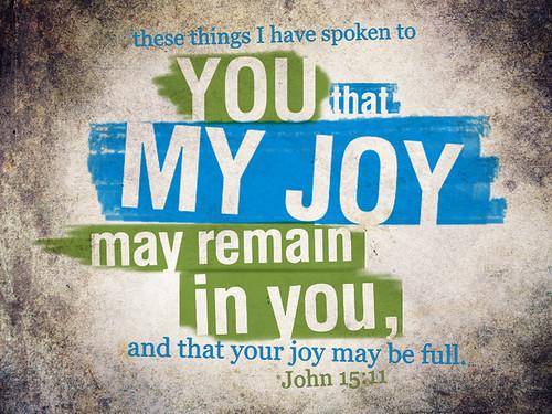 John 15.11