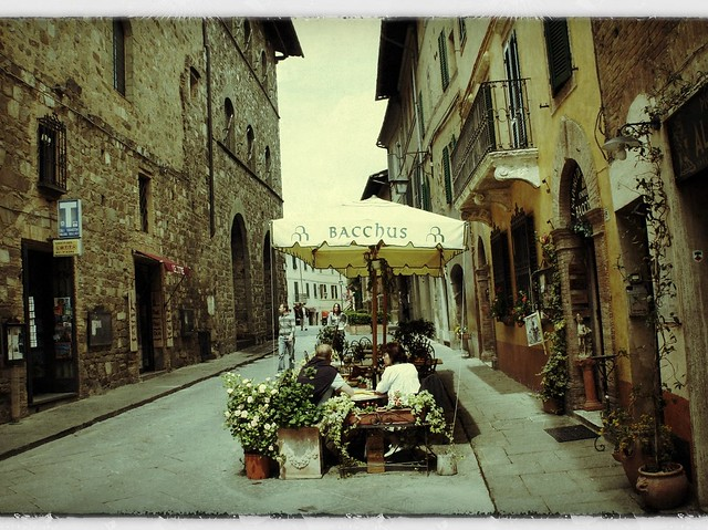 Postcard from Montalcino