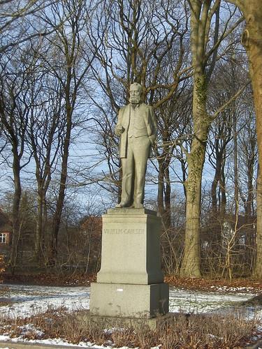 Anders Bundgaard. Redaktør Vilhelm Carlsen, 1920 (2):