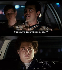 Peception of Myspace in 2007