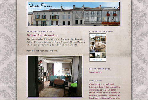 pic of ChezPenny blog