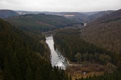 La Semois dans les Ardennes belges