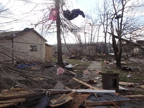 無料写真素材, 社会・環境, 災害, 竜巻・トルネード, 風景  アメリカ合衆国