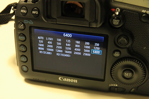 EOS 5D Mark III Body