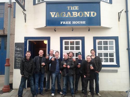 The Vagabond Whitehaven