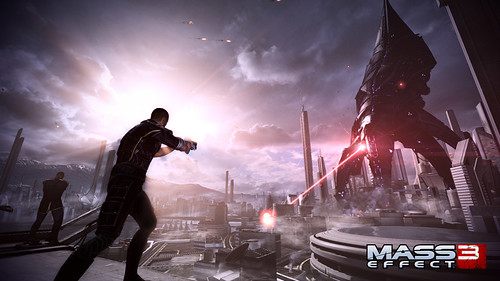 Mass Effect 3 Launch