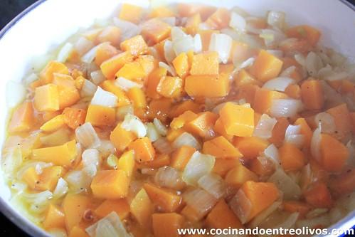 Merluza en salsa de azafrán (7)