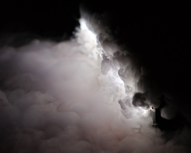 Carbonic steam and light