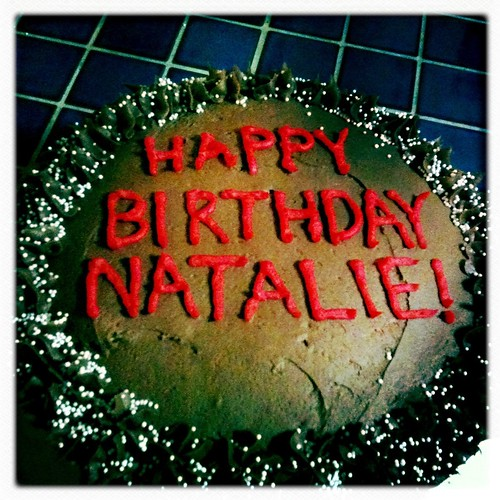Happy Birthday Natalie!