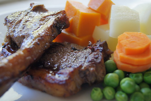 Lamb Chops Recipe - Ready to eat