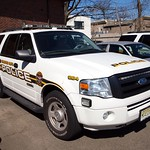 Englewood Cliffs Police Car, Bergen County, New Jersey