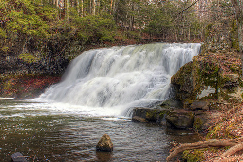 Wadsworth Falls by jim.colleran
