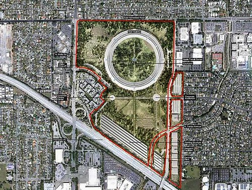 the future of the site (via City of Cupertino)