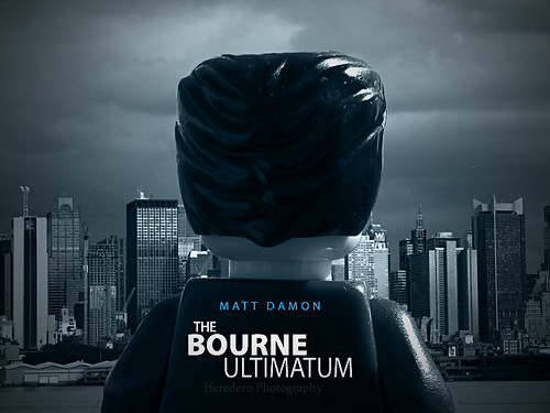 The Bourne Ultimatum (#17 Lego Movies Serie)
