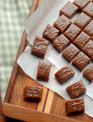 Irish Whiskey Caramels