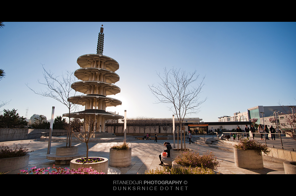 Japantown, San Francisco.