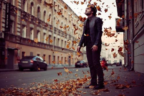[フリー画像素材] 人物, 男性, 街角, ロシア人 ID:201202120400