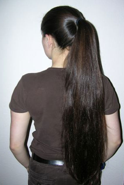 Indian Longhair Ponytails - A Gallery On Flickr-2707
